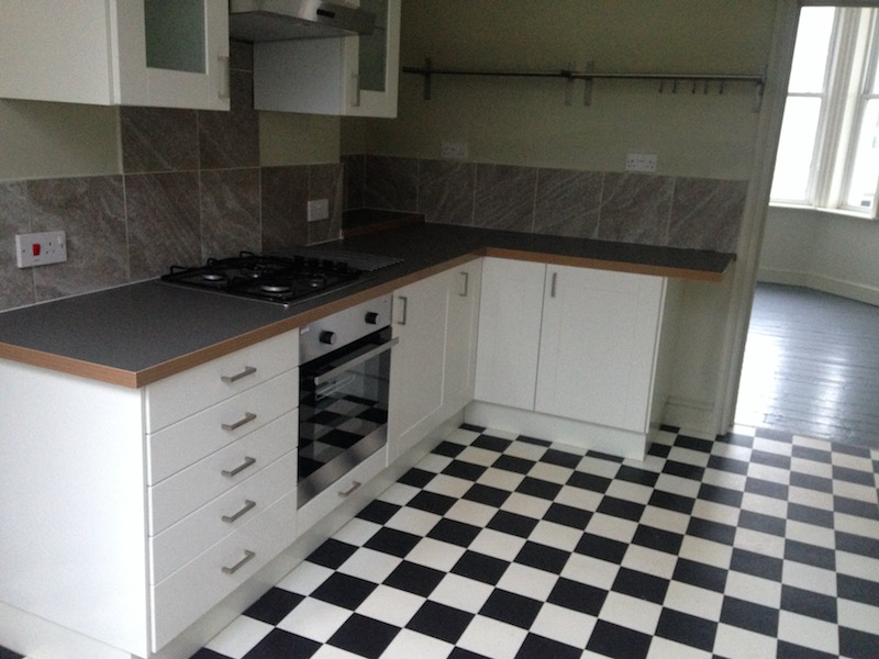 Affordable rental refurbishment